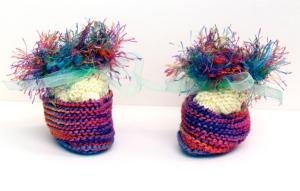 handmade baby shower gift