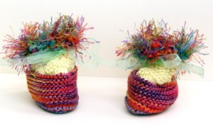 bootie pattern available at www.sevenyaks.etsy.com