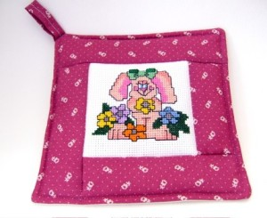 Pot Holder Available at www.sevenyaks.etsy.com