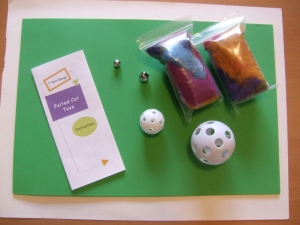 Felted Cat Toy Kit