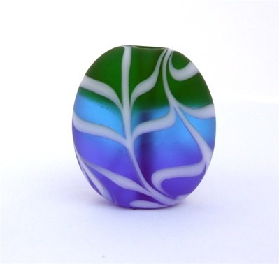 Example of Cindy Brown's Lampwork Beads