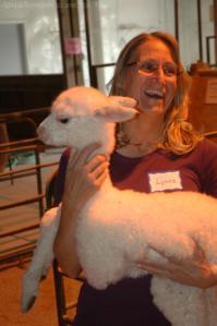 Lynne & Alpaca