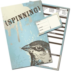 Spinning Journal Cards