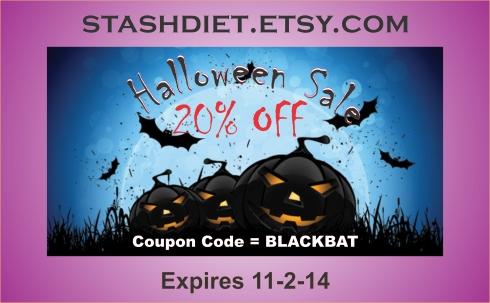 Stashdiet Halloween Sale