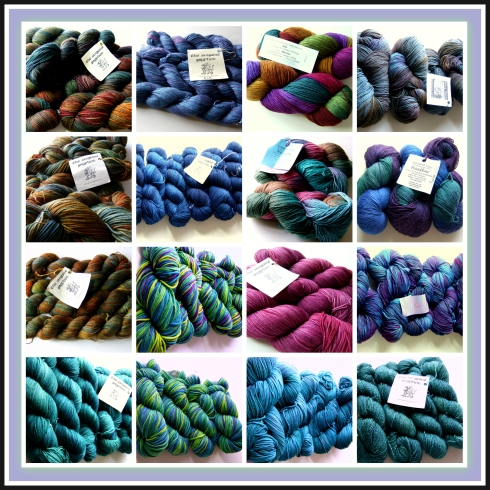 Yarn Collage 1