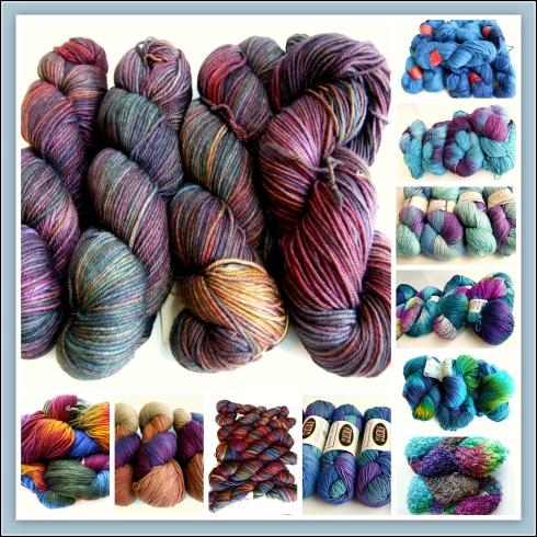Yarn Collage 2