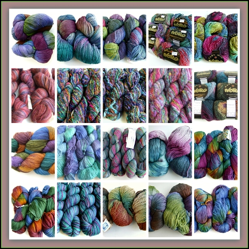 Yarn Collage 3