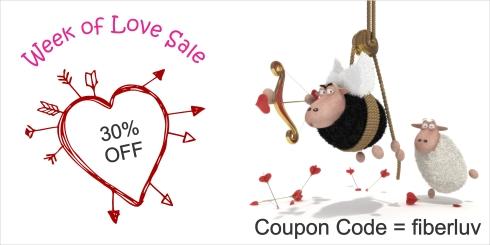 7 Yaks Valentine Promo
