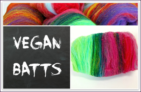 VEGAN BATT Collage